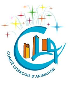 Comité Lussacois d'animation - logo