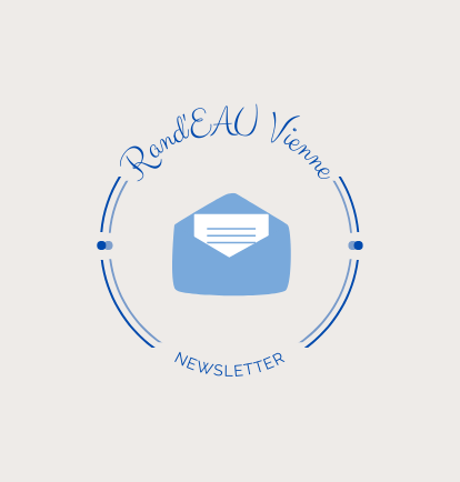 Logo Rand'EAU Vienne Newsletter